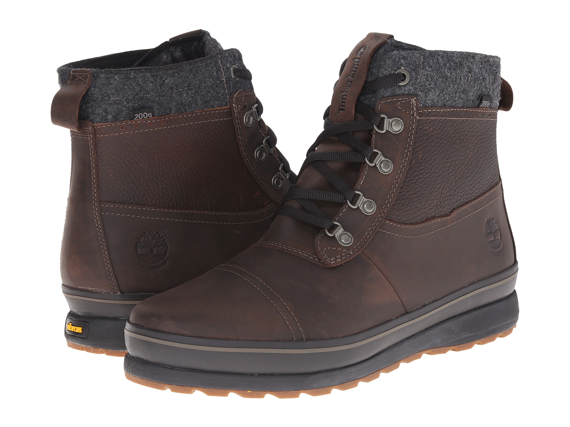 timberland waterproof and insulated boots
