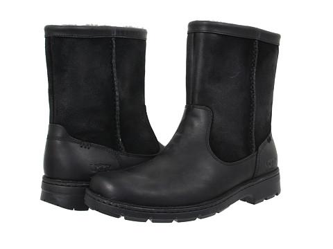 UGG Foerster - Black Leather