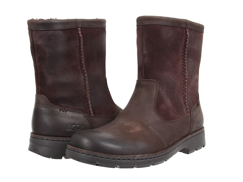 Ugg Foerster (Stout Leather) Men's Pull-on Boots
