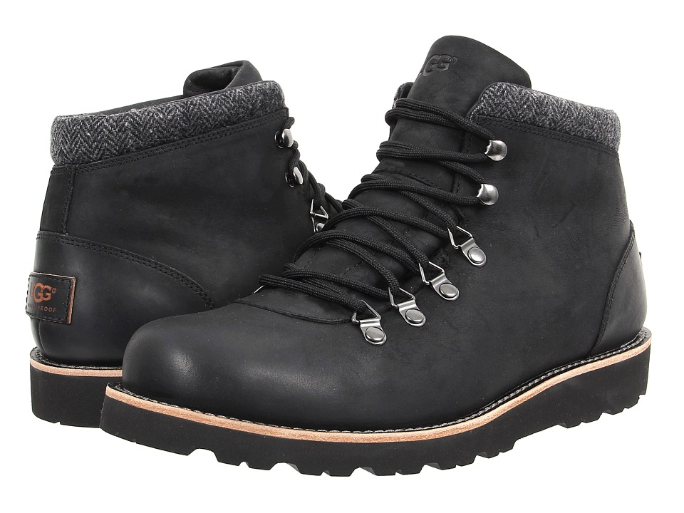 UGG - Boysen TL (Black Leather) Men