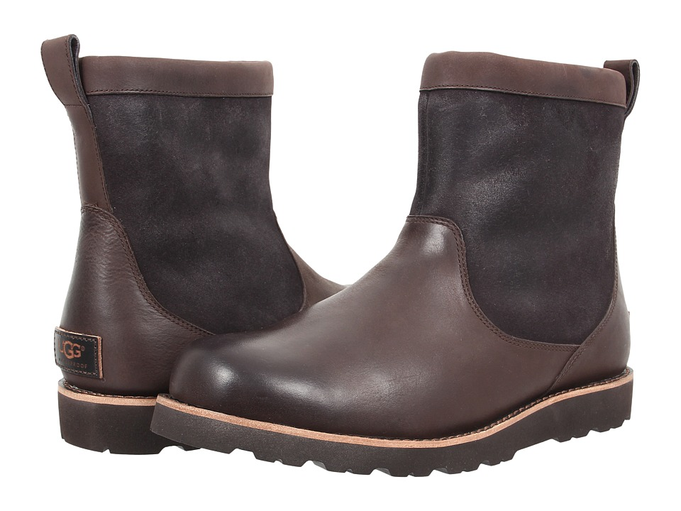 Ugg Hendren TL (Stout Leather) Men's Pull-on Boots