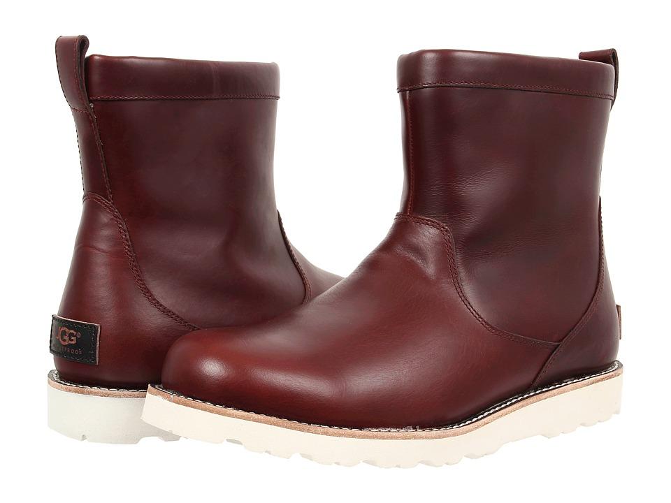 UGG Hendren TL (Cordovan Leather) Men