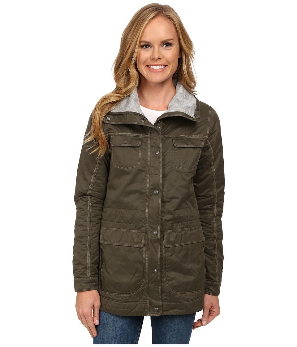 Kuhl Lena Insulated Jacket Sage Womens Coat