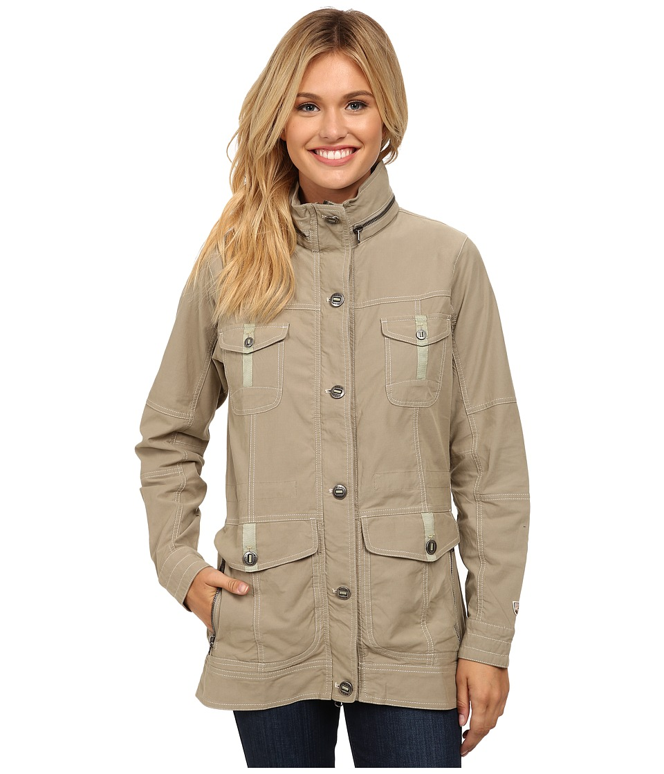 KUHL PRODUCTS INC. Rekontm Jacket (Khaki) Women's Jacket