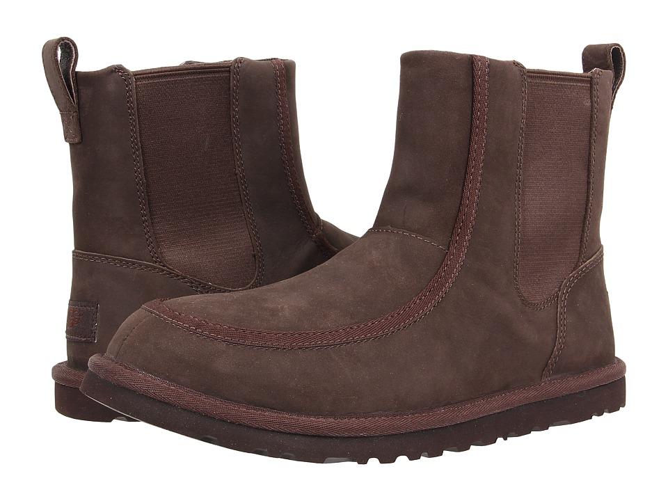 UGG Bloke II (Stout Leather/Sheepskin) Men