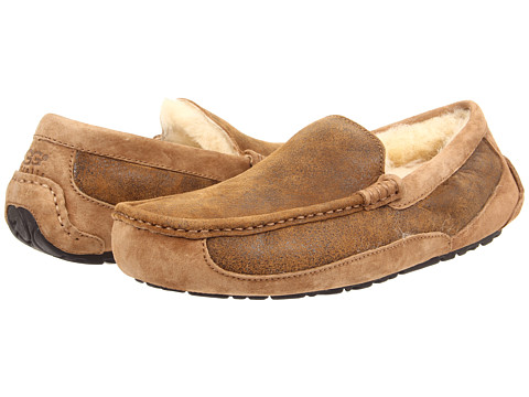 amazon mens ugg ascot slippers