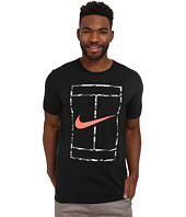 Nike - Court Logo Short Sleeve Crew Tee