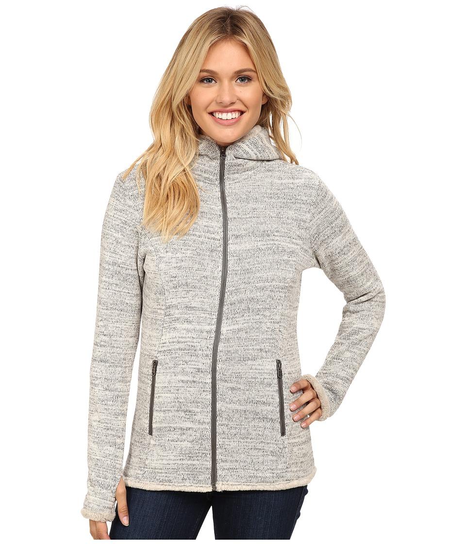 Kuhl Alska Hoodie Ash Womens Sweater