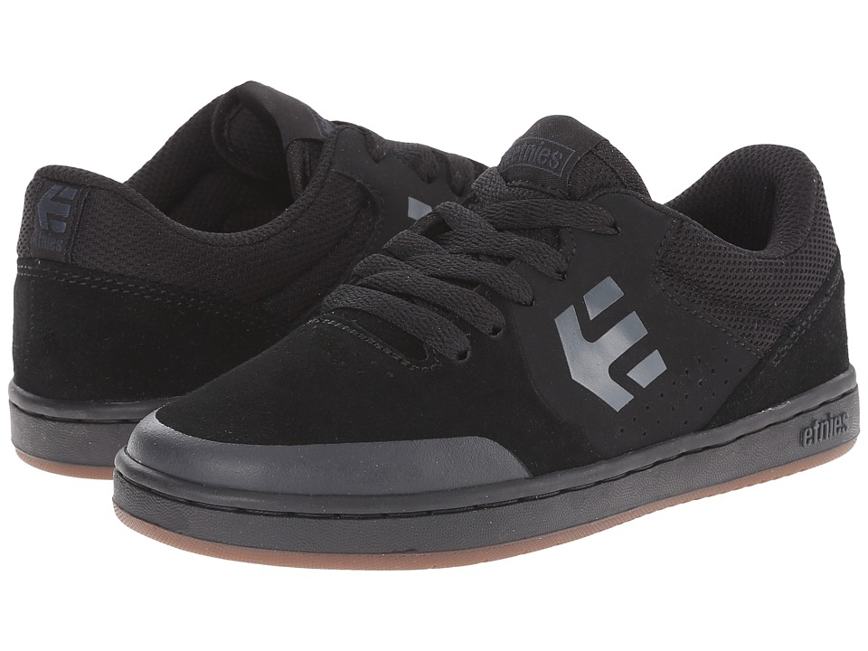 etnies Kids Marana Toddler/Little Kid/Big Kid Black/Black Boys Shoes