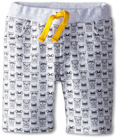 Fendi Kids - Sweatshorts w/ Allover Owl Print (Infant)