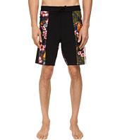 adidas Y-3 by Yohji Yamamoto - Floral Bermuda Shorts