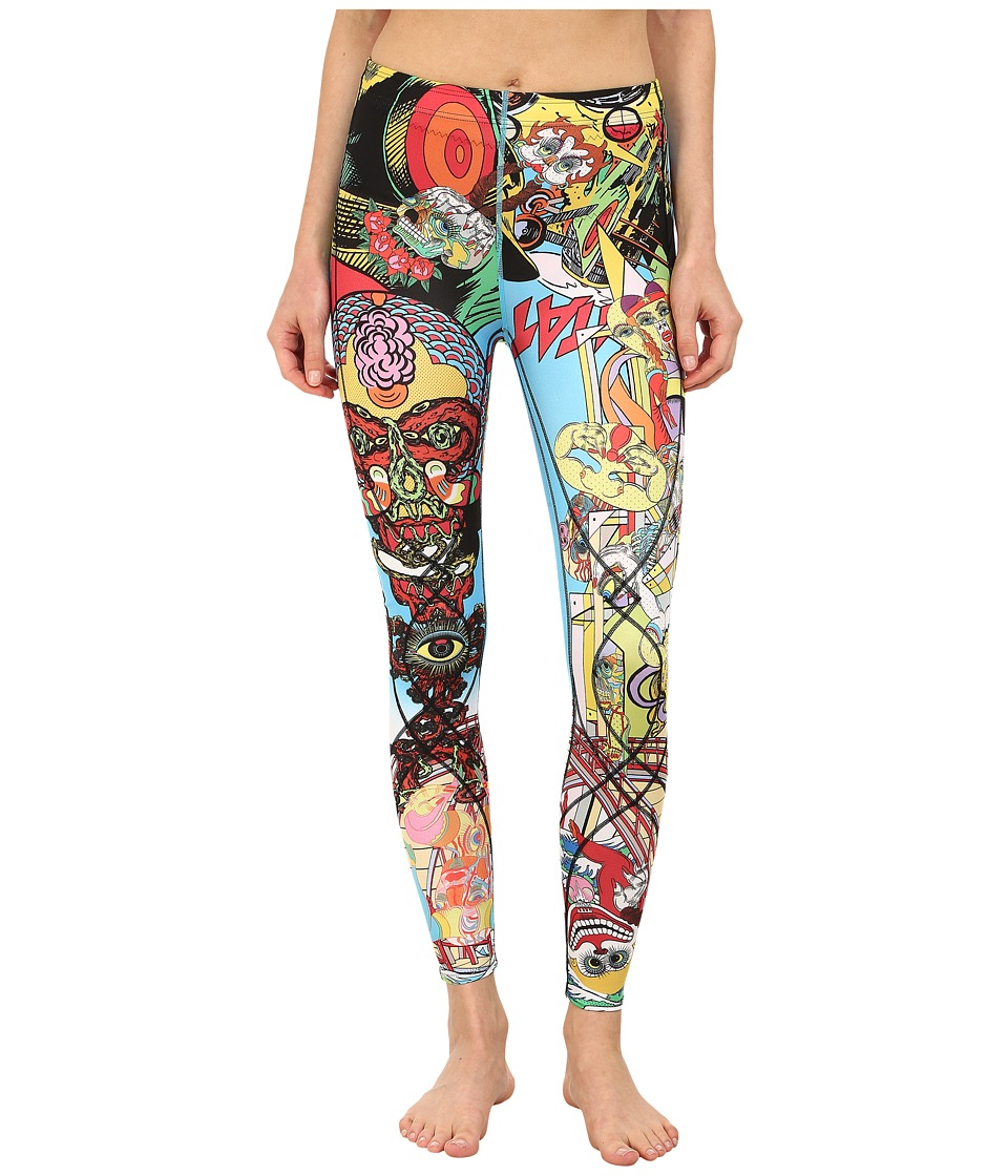 CW X Stabilyx Tights Print Artist Print Womens Workout