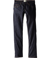 Fendi Kids - Denim Pants w/ Logo On Back (Big Kids)