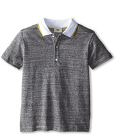 Fendi Kids - Polo w/ Contrast Collar (Big Kids)