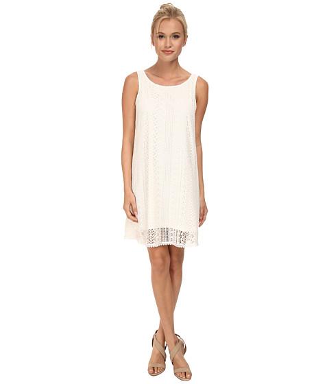 Jack by BB Dakota - Ellington Crochet Dress (Ivory) Women's Dress