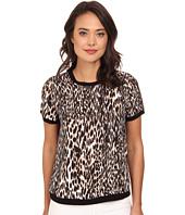 Calvin Klein - Short Sleeve Printed Pullover