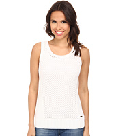 Calvin Klein - Sleeveless Openstitch Sweater