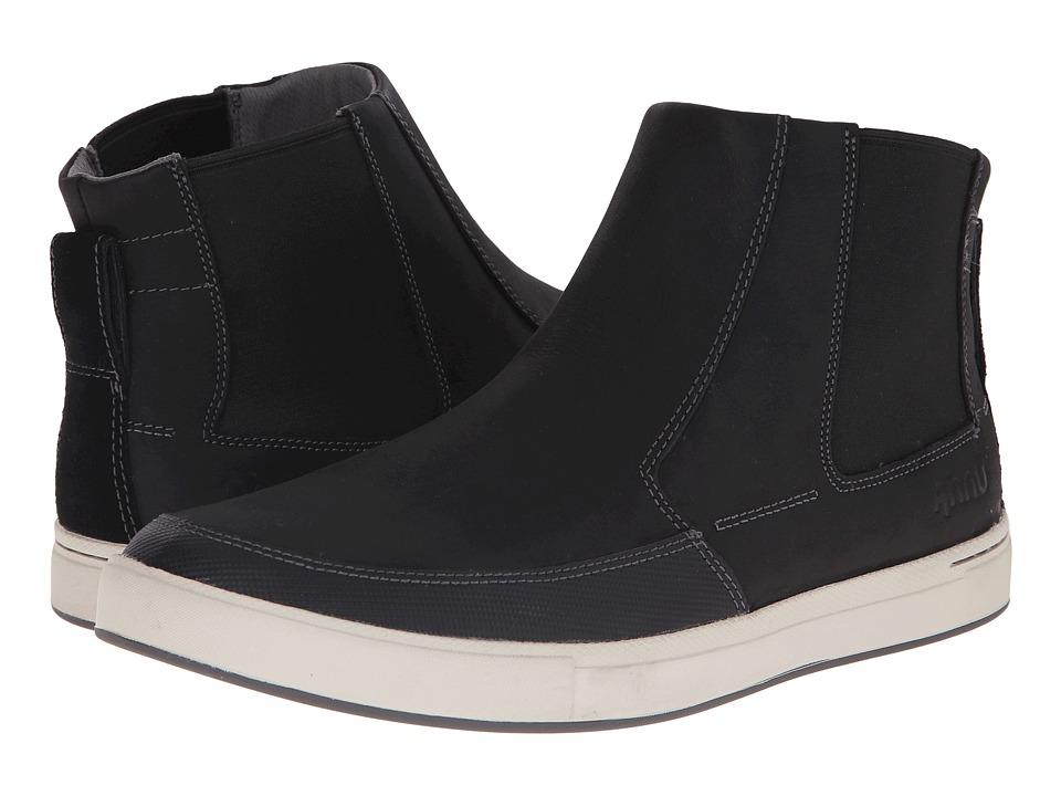 Ahnu Kezar Black Mens Shoes