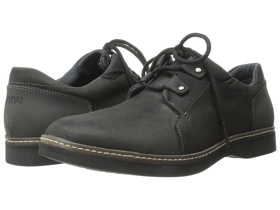 Ahnu Cortland Black Mens Shoes