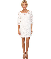 Jack by BB Dakota - Brinsley Floral Sheer Dress