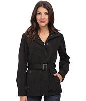 Calvin Klein - Tie Front Coat