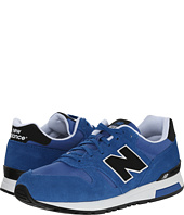 New Balance Classics - 565 - Suede/Ripstop