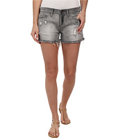 Blank NYC - Grey Cut Off Shorts in Buyers Remorse