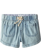 Hudson Kids - Lucy Shorts in Rasine Blue (Big Kids)