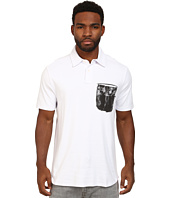 Marc Ecko Cut & Sew - Printed Pocket Short Sleeve Polo