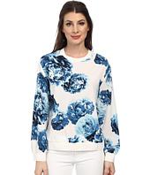 DKNYC - Sweatshirt w/ Rib Trim