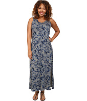 DKNY Jeans - Plus Size Star Floral Printed Maxi Dress