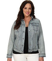 DKNY Jeans - Plus Size Denim Jacket