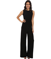 KAMALIKULTURE by Norma Kamali - Sleeveless Open Back Jumpsuit