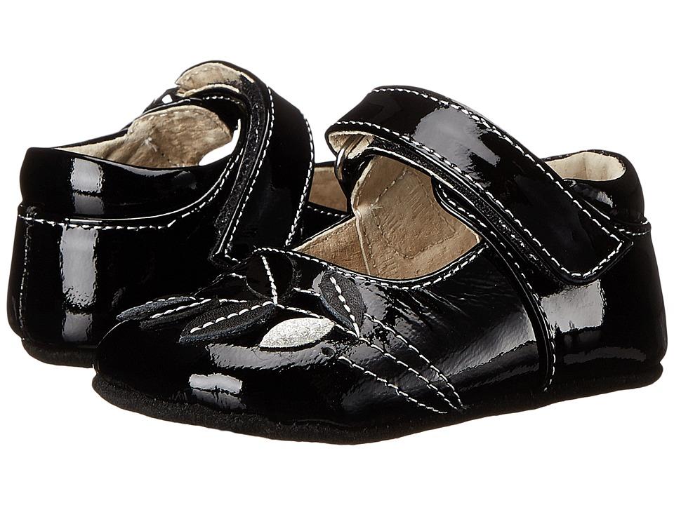 See Kai Run Kids Maya Infant Black Patent 1 Girls Shoes