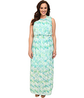 Mynt 1792 - Plus Size Maxi w/ Detachable Belt