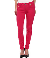 True Religion - Halle Super Skinny Leggings in Fuchsia
