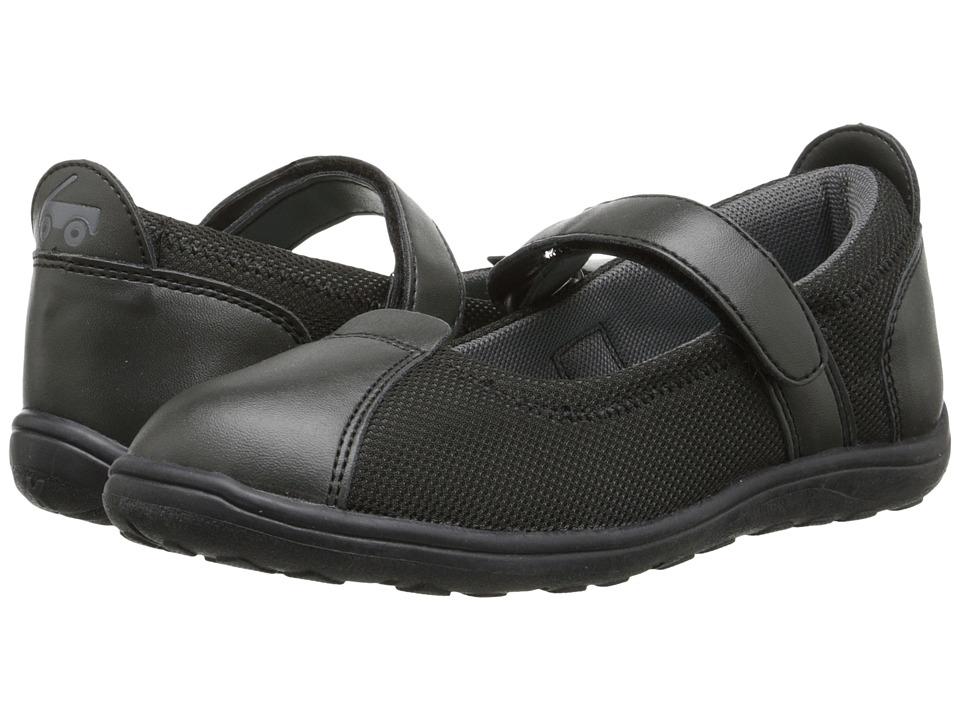 See Kai Run Kids Millennium Toddler/Little Kid Black Girls Shoes