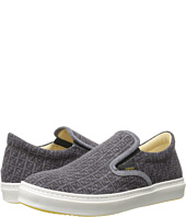Fendi Kids - Slip-On Logo Print Sneakers (Little Kid/Big Kid)
