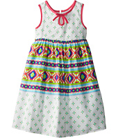 Us Angels - Sleeveless Bow Front Empire Dress (Little Kids)