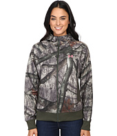 Under Armour - Camo Full-Zip Hoodie