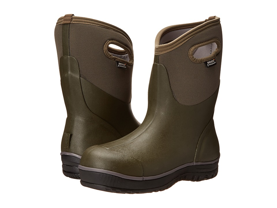 bogs classic ultra mid mens waterproof boots extended