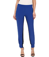 KAMALIKULTURE by Norma Kamali - Spliced Side Stripe Jog Pants