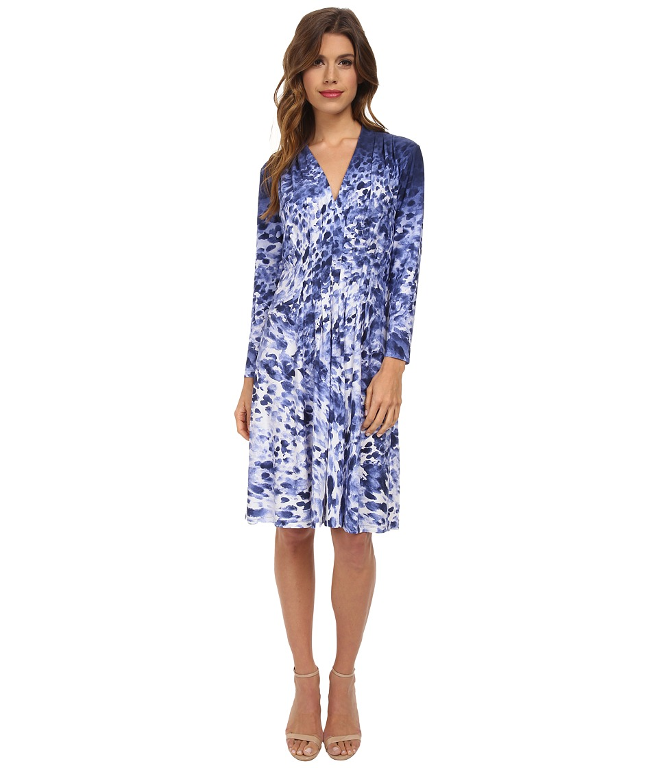CATHERINE Catherine Malandrino Tinka Dress (Marina Blue) Women's Dress