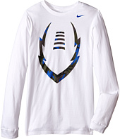 Nike Kids - NA Ignite Camo Long Sleeve TD Tee (Little Kids/Big Kids)