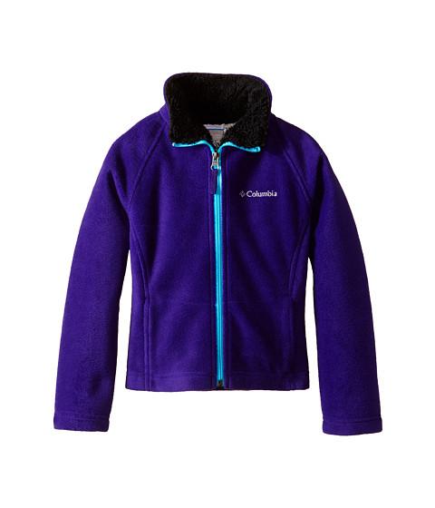 Columbia Kids Dotswarm™ Full Zip Jacket (Little Kids/Big Kids)