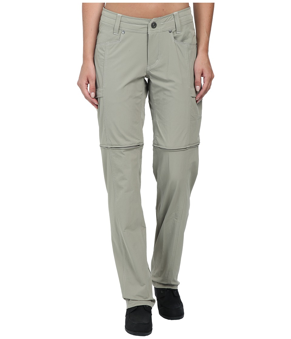 Kuhl Anika Convertible Pant Khaki Womens Casual Pants