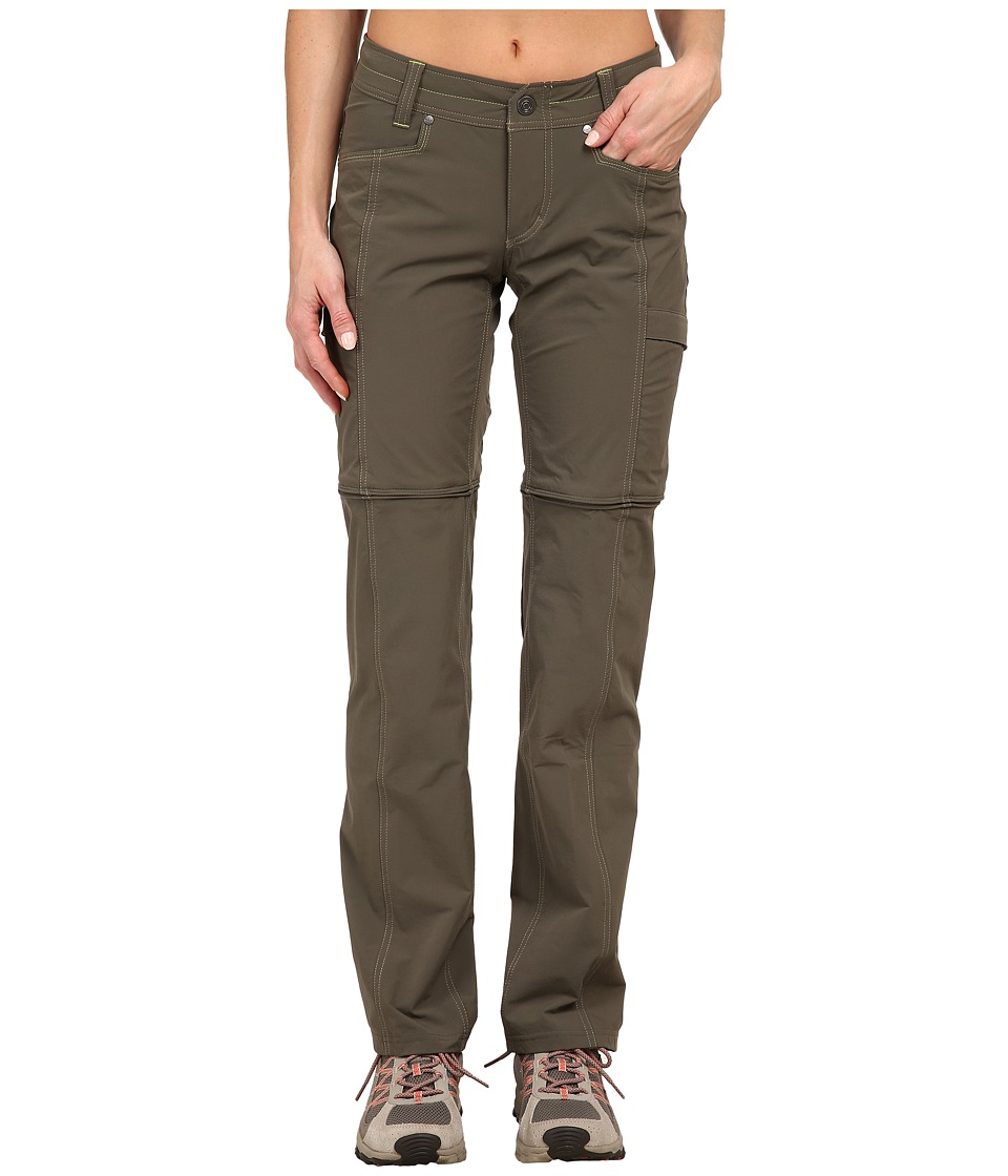 Kuhl Anika Convertible Pant Sage Womens Casual Pants