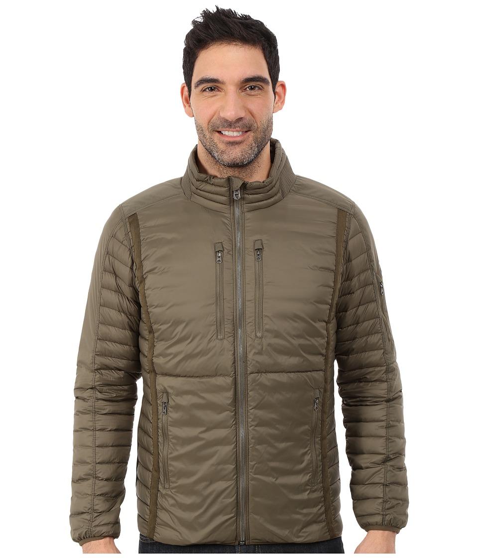 Kuhl Spyfire Jacket Olive Mens Coat