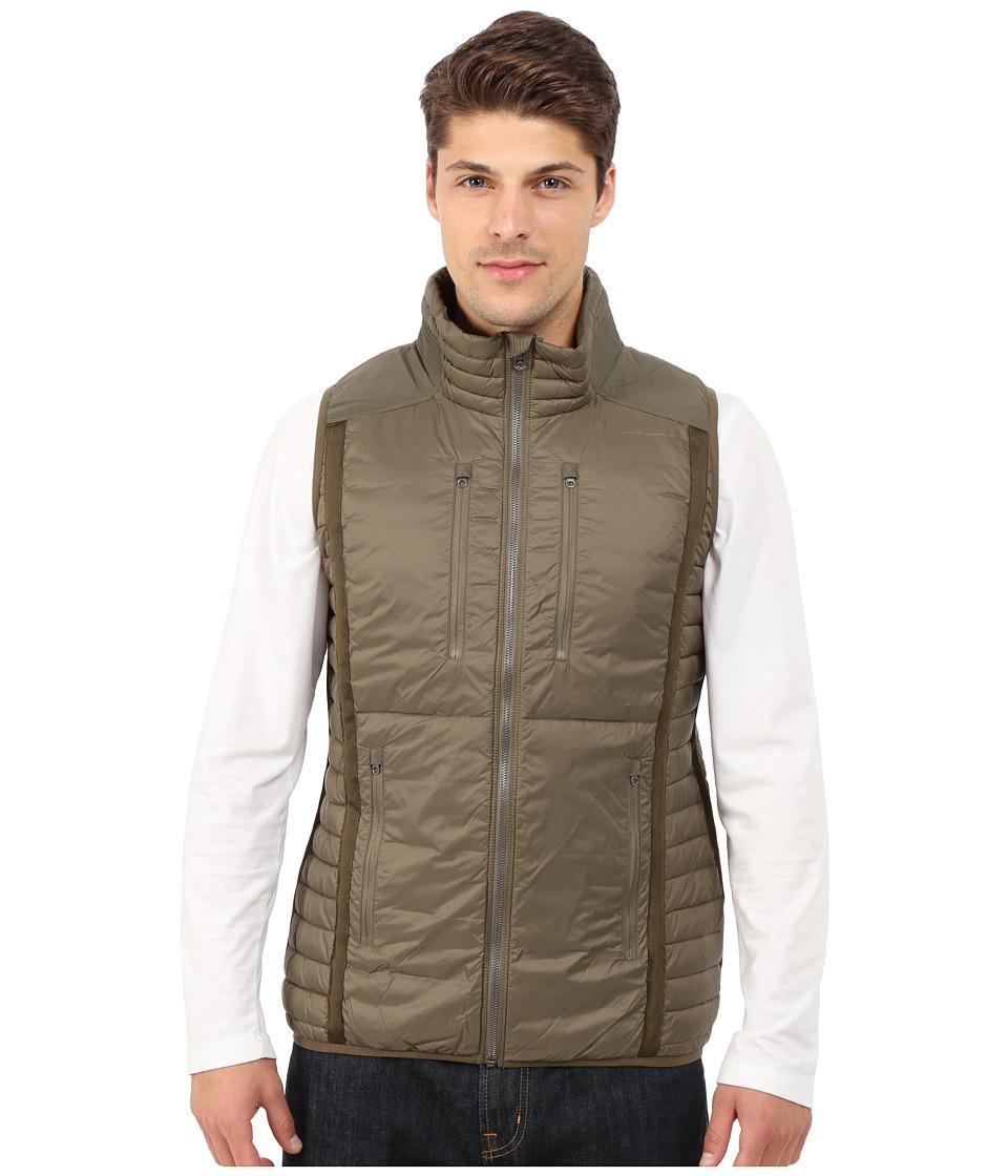 Kuhl Spyfire Vest Olive Mens Vest