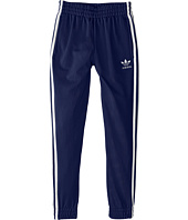 adidas Originals Kids - Superstar Fitted Track Pants (Little Kids/Big Kids)